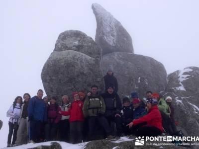 Ruta San Lorenzo de el Escorial - Zarzalejo - Robledo de Chavela - Machota alta - Pico del Fraile -